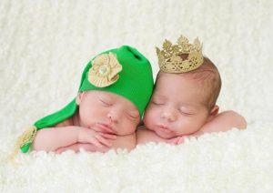 newborn babies sleeping